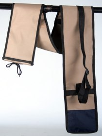 Nylon canvas sword bag