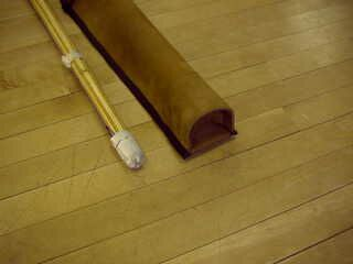 shinai bag bottom