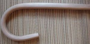 hickory bentwood cane